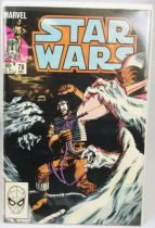 Marvel Comics Group - Star Wars n°78  Hoth Stuff!