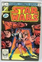 Marvel Comics Group - Star Wars Annual n°2  Shadeshine!