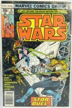 Marvel Comics Group - Star Wars n�15  Star Duel!