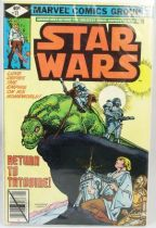 Marvel Comics Group - Star Wars n°31  Return to Tatooine