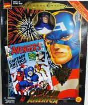 Marvel Famous Covers - Captain America