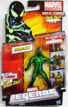 Marvel Legends - Big Time Spider-Man - Series Hasbro (Arnim Zola)