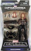 Marvel Legends - Black Widow - Serie Hasbro (Mandroid)