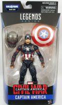 """Marvel Legends - Captain America \""""Civil War\"""" - Serie Hasbro (Giant-Man)"""