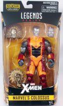 Marvel Legends - Colossus - Series Hasbro (X-Men Warlock)