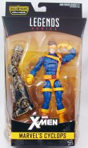 Marvel Legends - Cyclops - Serie Hasbro (X-Men Warlock)