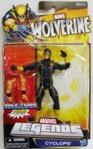 Marvel Legends - Cyclops - Series Hasbro (Puck)