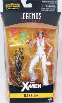 Marvel Legends - Dazzler - Series Hasbro (X-Men Warlock)