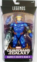 Marvel Legends - Death\'s Head II - Series Hasbro (Mantis)