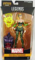 Marvel Legends - Enchantress - Series Hasbro (Dormammu)