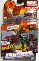 Marvel Legends - Hope Summers - Series Hasbro (Terrax)