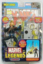 Marvel Legends - Longshot - Serie 14 Mojo Serie