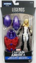 Marvel Legends - Mockingbird - Series Hasbro (Red Skull)