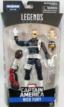 Marvel Legends - Nick Fury - Serie Hasbro (Giant-Man)