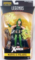 Marvel Legends - Polaris - Series Hasbro (X-Men Warlock)