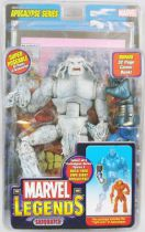 "Marvel Legends - Sasquatch ""Snowbird variant\"" - Series 12 Apocalypse"