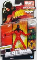 Marvel Legends - Scarlet Spider - Series Hasbro (Rocket Raccoon)