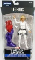 Marvel Legends - Sharon Carter - Series Hasbro (Red Skull)