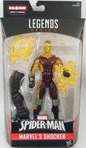 Marvel Legends - Shocker - Serie Hasbro (Sandman)