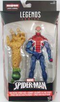 Marvel Legends - Spider-UK - Serie Hasbro (Sandman)