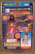 Marvel Legends - Spider-Woman - Series 15 M.O.D.O.K. Serie