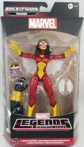 Marvel Legends - Spider-Woman - Serie Hasbro (Thanos)