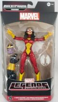 Marvel Legends - Spider-Woman - Serie Hasbro (Thanos)