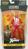 Marvel Legends - Sunfire - Series Hasbro (X-Men Warlock)