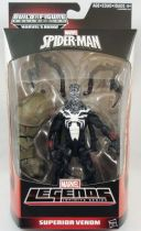Marvel Legends - Superior Venom - Serie Hasbro (Rhino)