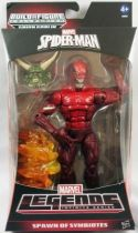 Marvel Legends - Toxin - Series Hasbro (Green Goblin)