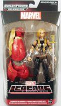 Marvel Legends - Valkyrie - Serie Hasbro (Hulkbuster)