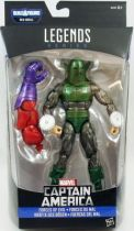 Marvel Legends - Whirlwind - Series Hasbro (Red Skull)