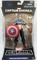 Marvel Legends - WW2 Captain America - Serie Hasbro (Mandroid)
