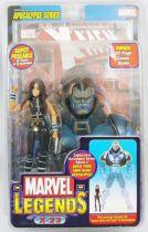 "Marvel Legends - X-23 \""black costume\"" - Series 12 Apocalypse"