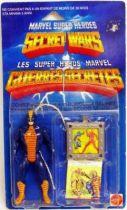 Marvel Secret Wars - Constrictor (Europe card)