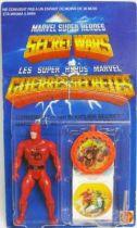 Marvel Secret Wars - Daredevil (Europe card)