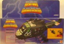 Marvel Secret Wars - Doom Chopper (mint in box)
