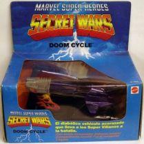 Marvel Secret Wars - Doom Cycle (mint in box)
