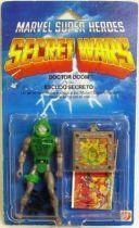 Marvel Secret Wars - Dr. Doom (Spain card)