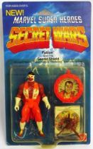 Marvel Secret Wars - Falcon (USA card)