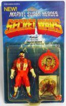 Marvel Secret Wars - Falcon (USA card)