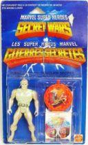 Marvel Secret Wars - Iceman (Europe card)
