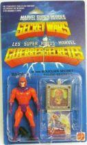 Marvel Secret Wars - Magneto (Europe card)