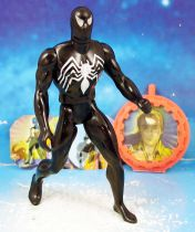 "Marvel Secret Wars - Spider-Man ""black costume\"" (loose)"