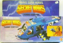 Marvel Secret Wars - Turbo Copter (mint in box)