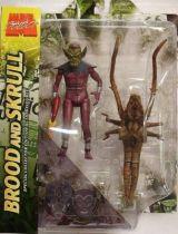 Marvel Select - Brood & Skrull