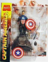 Marvel Select - Captain America (James Barnes) \'\'unmasked variant\'\'