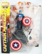 Marvel Select - Captain America (James Barnes)