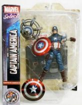 Marvel Select - Captain America (The First Avenger)