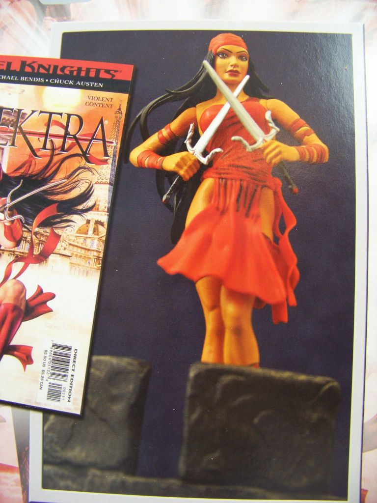 Marvel Select - Elektra